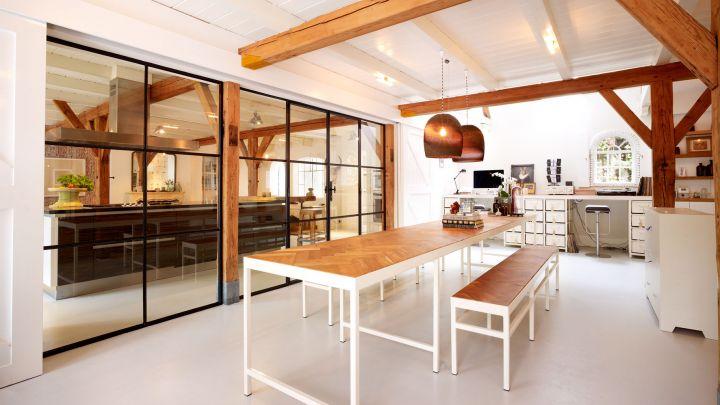 Exclusive Steel - Luxe maar comfortabele home-office