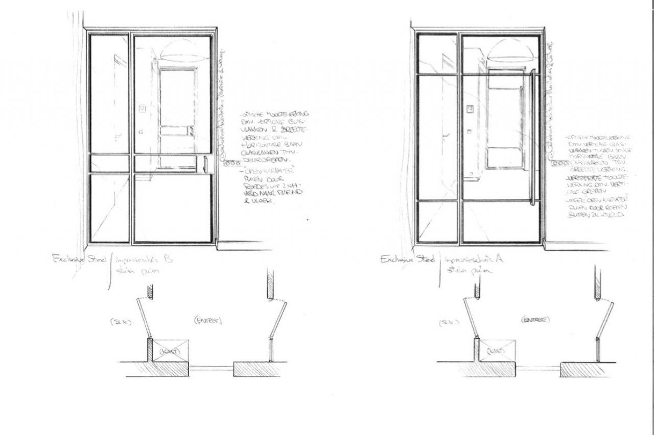 Afbeelding: Stalen deuren & Vakverdeling – wat zijn de Valkuilen?