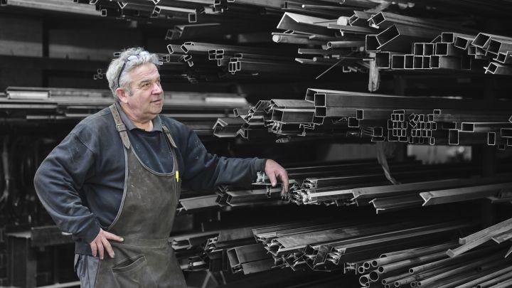 Visie voor de komende 5 jaar - Exclusive Steel