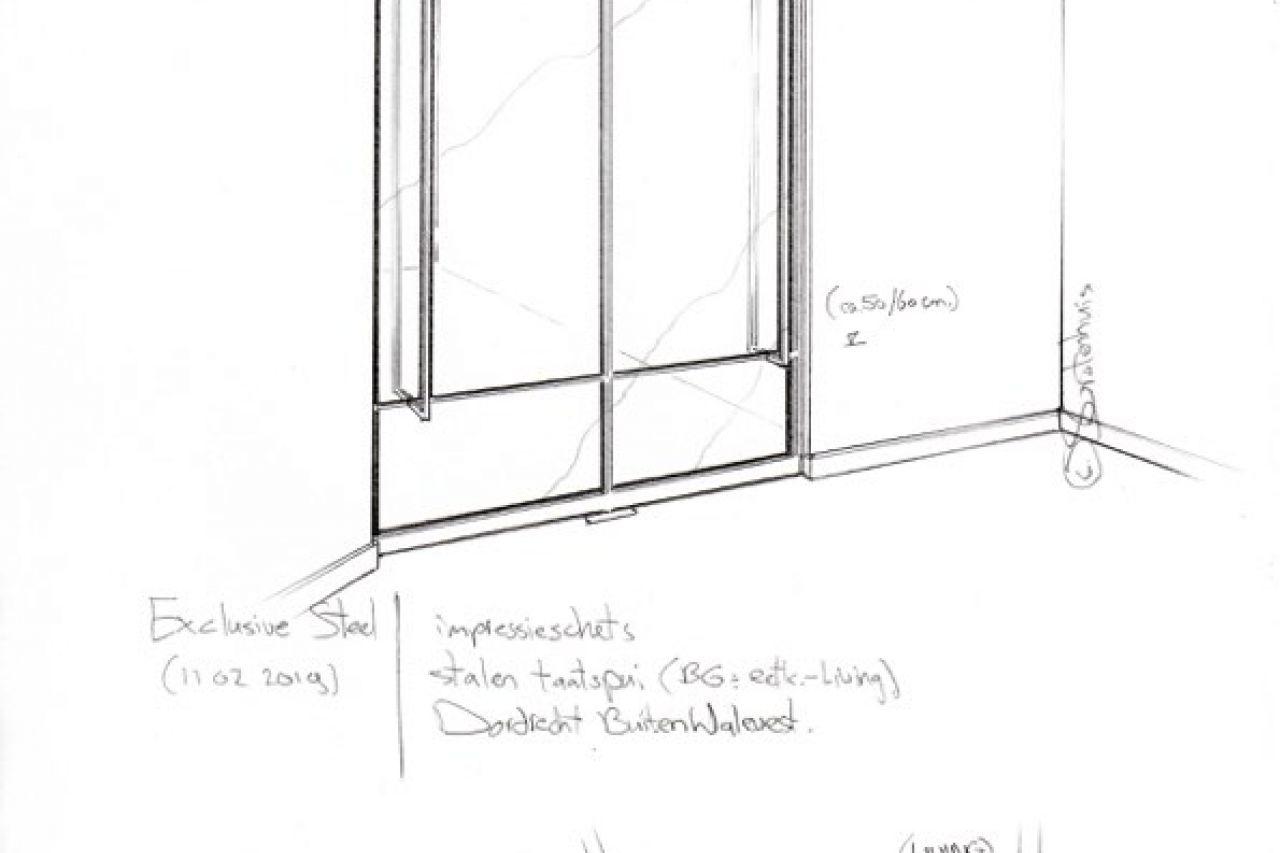 """Afbeelding bij """"Wat is de maximale breedte van een taatsdeur?"""""""