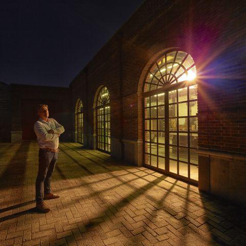 Leo Rasenberg van Exclusive Steel in Made.
