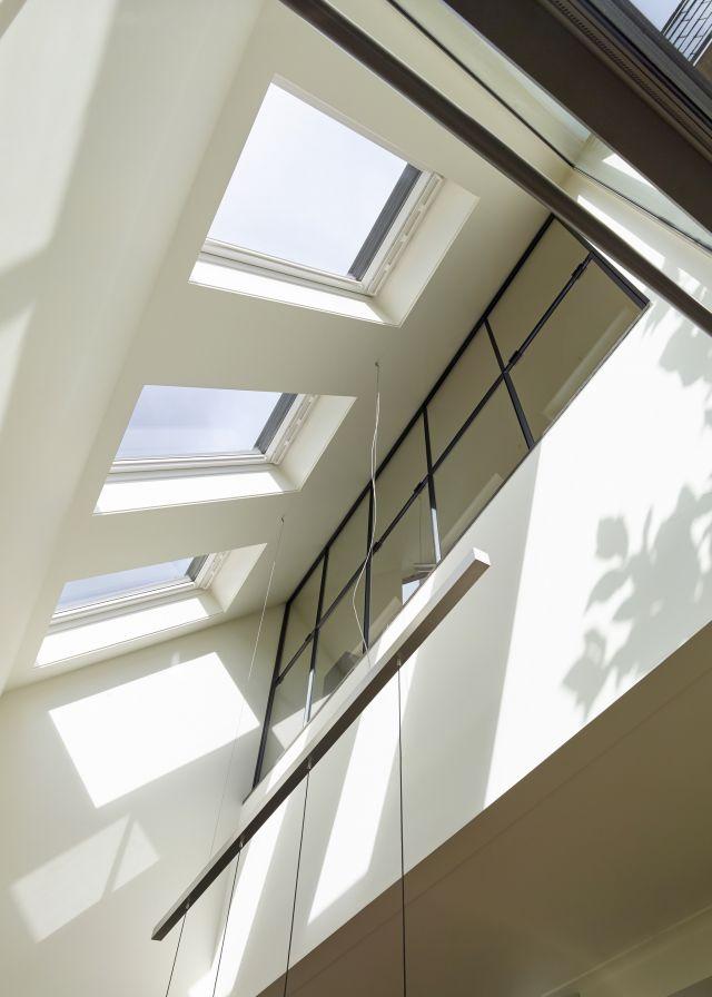 Stalen ramen verhelpen de luchtstroom die als tocht wordt ervaren in Prinsenbeek.